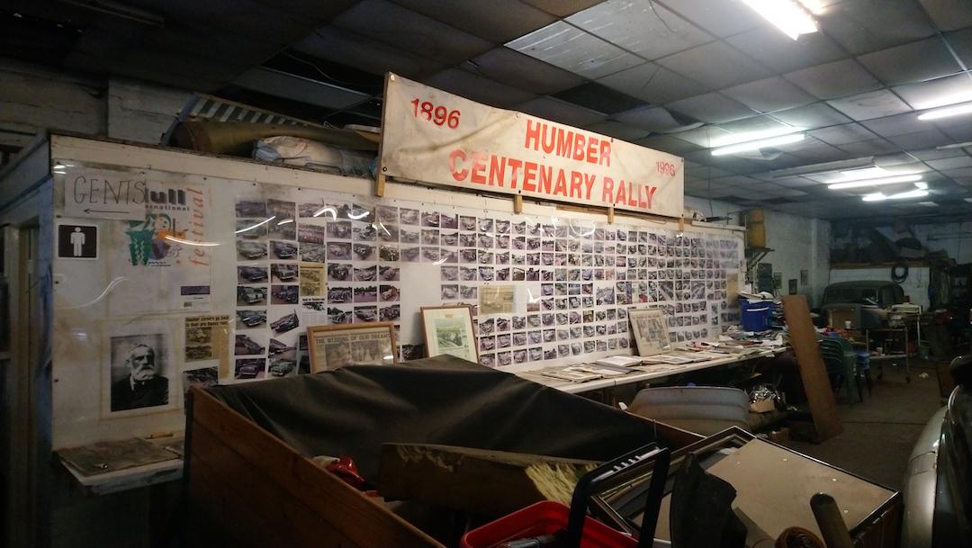 Humber centenary