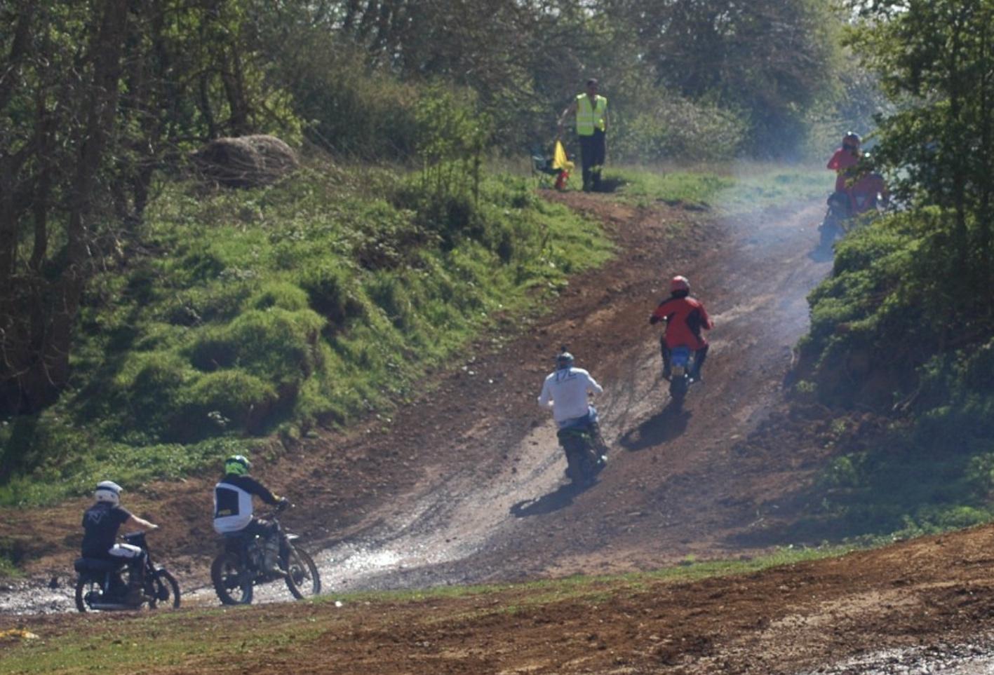 Moped Mayhem hill