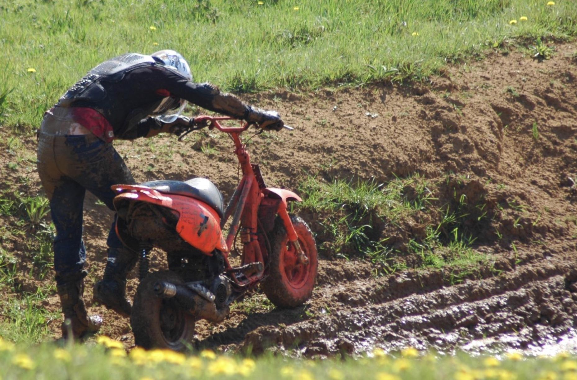 Moped Mayhem