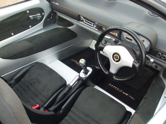 S1 elise interior