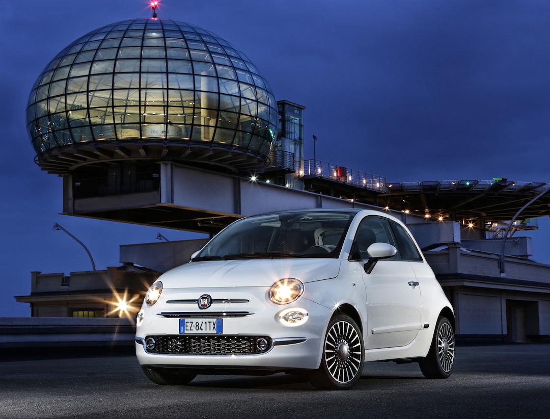 Student car Fiat