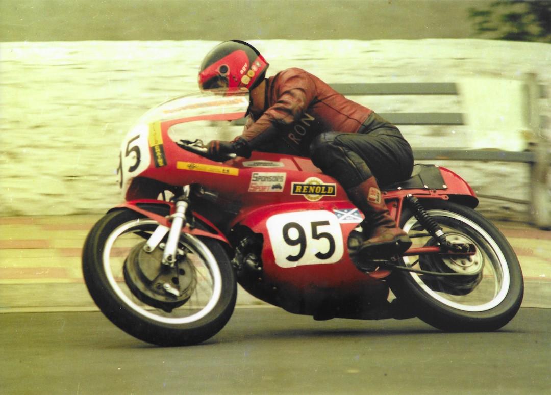 Ronnie Niven Aermacchi
