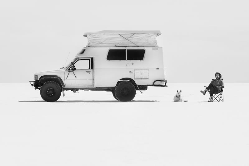 Vanlife SUV
